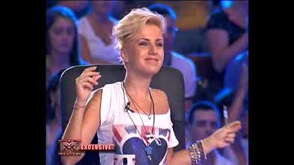 X Factor 2011 - Duet Shock - Eva & Alexis