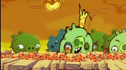Angry Birds Seasons Ham'o'ween Hd