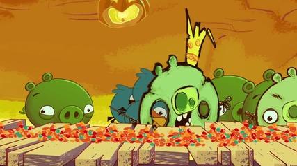 Angry Birds Seasons Ham'o'ween Hd