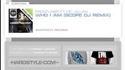 { Hardstyle } Frontliner ft. Mc Villain - Who I Am ( Scope Dj Remix )