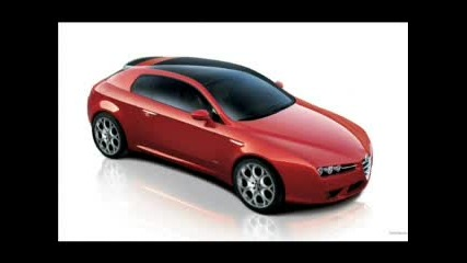 Alfa Romeo Brera Slideshow