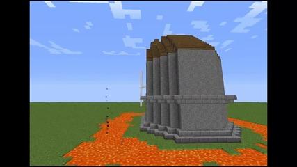 Мinecraft-крепост???
