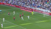 Реал Мадрид 5:2 Осасуна ( 10.09.2016 )