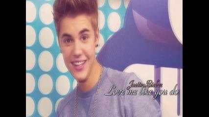 ( Превод ) • Заслужава си да се чуе • Justin Bieber - Love me like you do •