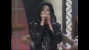 Michael Jackson & Usher & Chris Tucker