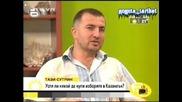 СМЯХ! Луд Кандидат Кмет Ядене И Пиене До Насиране За Избирателите - Господари На Ефира 10.07.2008