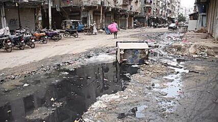 Pakistan: Flies plague Karachi street markets amid health concerns