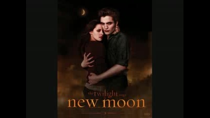 New Moon Official Soundtrack List