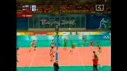 10.08 България Китай 31 Олимпийски Игри Пекин 2008