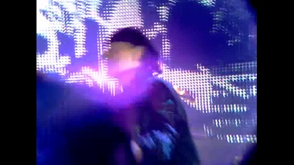 Scorpions в София 25.10.2010 - Wind Of Change