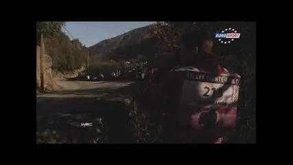 Wrc 2012 Rallye Monte-carlo_day 1 Highlights
