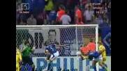 Italia Vs Ucraina (300606) Goal For 2 - 0