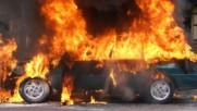 "Новините в 90 секунди: Автомобила горяха като факли в столичния квартал ""Овча купел"""