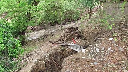 Peru: Landslip temporarily cuts off remote Amazon communities