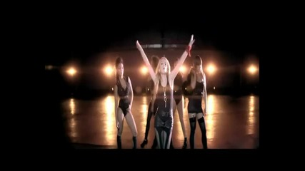 Taio Cruz - Higher ft. Kylie Minogue l Official Music Video