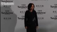 Carina Lau, Tony Leung, Alyssa Chia & Zhang Zilin at Tendence Store Opening, Beijing