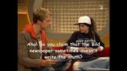 Tokio Hotel - Funny Questions