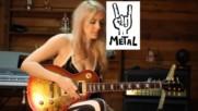 Killer Heavy Metal Riff by Emily Hastings