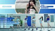 Gfriend Sunny Summer Line distribution