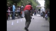 Световен Рекорд със Скейтборд