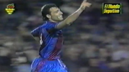 Христо Стоичков - Барселона , голове - 1 част