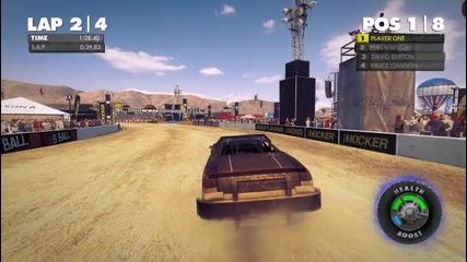Dirt: Showdown - 8ball 2