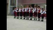Bulgarian Folklore Dancing - Dobrujan Folklore - Sborenka