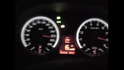 Bmw acceleration 0-300km/h