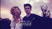 Kate Linn feat. Chris Thrace - Zaynah + Превод