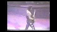 Bon Jovi & Skid Row - All Right Now (live)