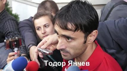 Мненията на футболистите на ЦСКА след победата над Левски