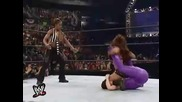 Royal Rumble Jazz vs Trish Stratus [ Women`s Championship Match/ Jacquelin special guest referee ]