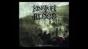 Kinstrife _ Blood - On Paths Long Forgotten ( Full Album )