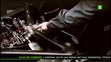 Скоростната кутия на болид от F1 (2)