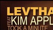 Levthand feat Kim Appleby - Took A Minute [original mix]
