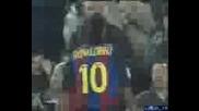 Ronaldinho - Barcelona - Athetic