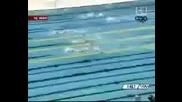Майкъл Фелпс Спечели Първо Злато Със Световен рекорд