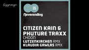 Citizen Kain And Phuture Traxx - Choon ( Klaudia Gawlas Remix ) [high quality]