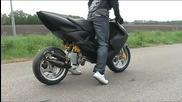 Yamaha Aerox - Roterende Inlaat __ Amazing_ (rotary Valve)