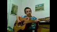 Kick Bottowski na kitara