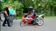 Стопхам - Нагъл мотоциклетист