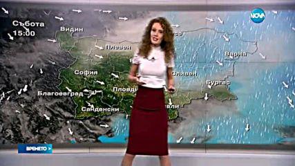 Прогноза за времето (07.10.2016 - централна емисия)