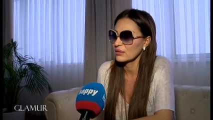 Ceca - Glamur specijal - (04.01.2015. Tv Happy)