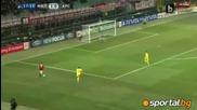 Милан се завърна и разби Арсенал с 4-0 ( Шл )