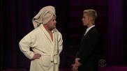 Забавно! Джъстин Бийбър открива вечерното шоу The Late Late Show