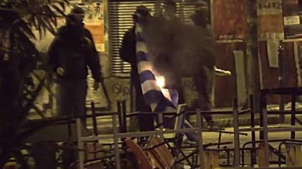 Greece: Molotovs scorch Athens on Polytechnic uprising anniversary