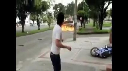 Ужасен инцидент :(