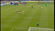 Tottham - Man Utd - 1:3 - гол на Рууни