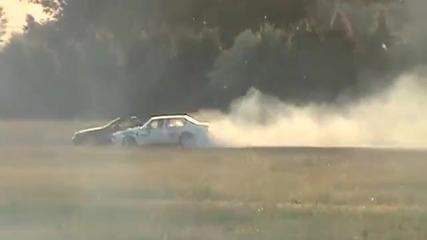 Alfa Romeo 75 vs Nissan Skyline R32