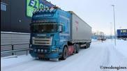 Scania R580 V8 Soren Skov